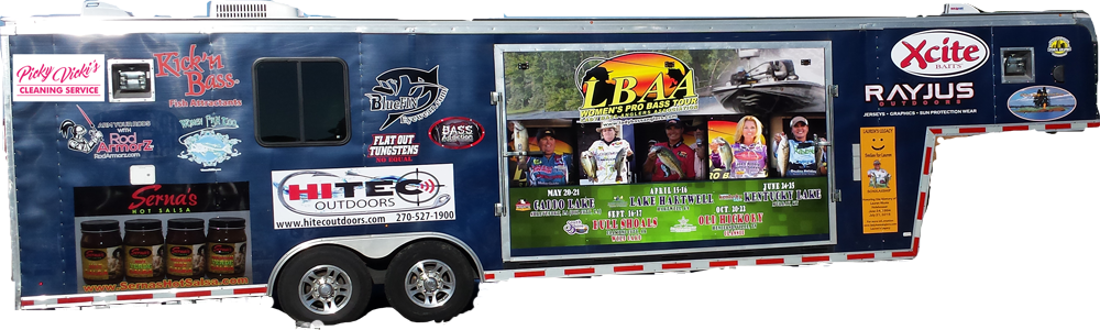 2016 Weigh Trailer Sponsors