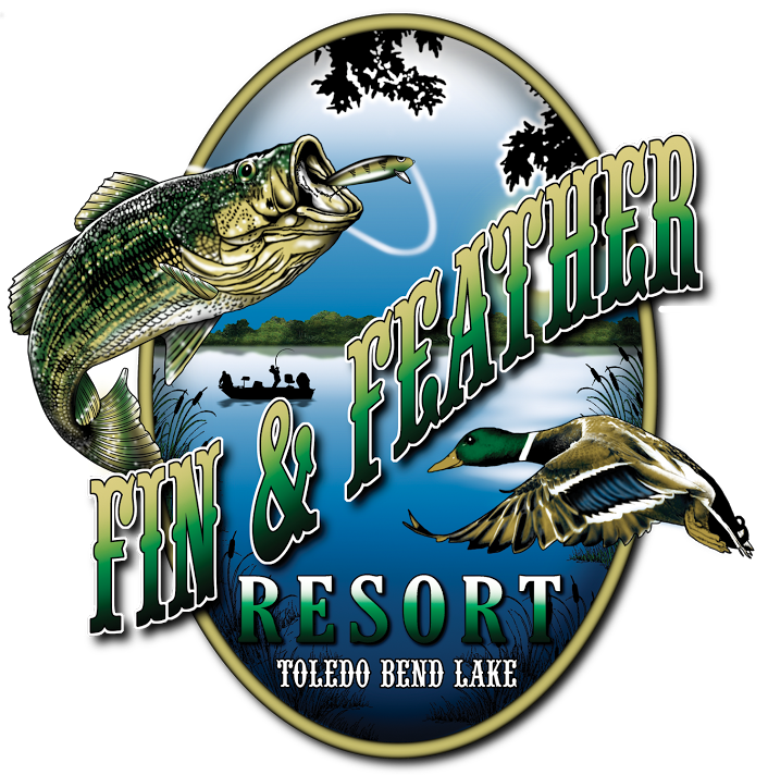 Fin and Feather resort logo