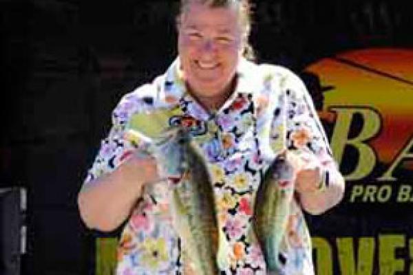 2014 Co-Angler Bonnie Ward